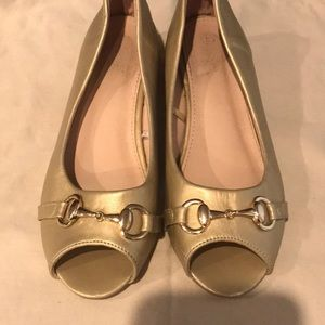 Cute size 3 girls high heels